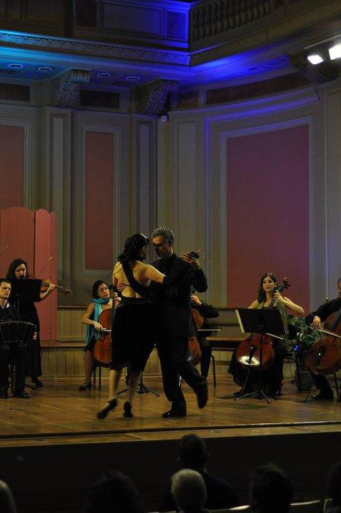 Conservatoire de Musique de Geneve - Natalia Guevara