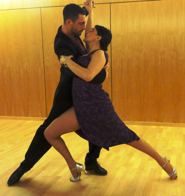 Natalia Guevara - Danseuse de tango