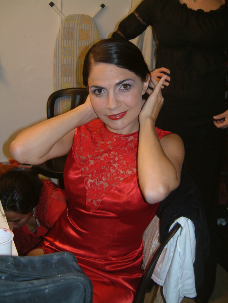 Natalia Guevara - Tango - Flamenco sin Fronteras