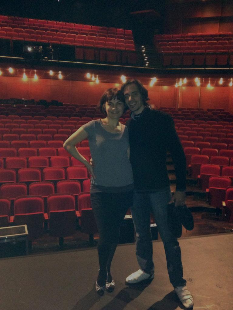 Natalia Guevara et Javier Marzello - Forum de Meyrin