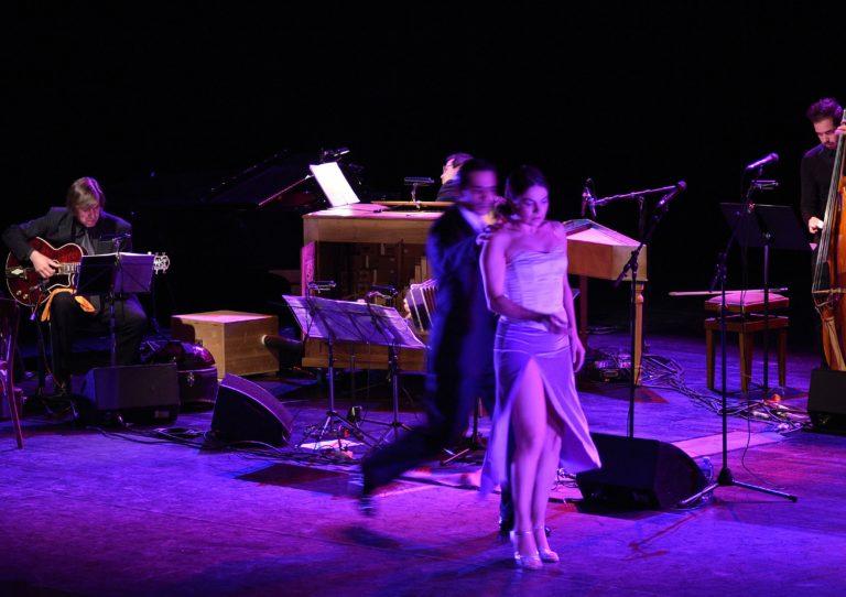 Natalia Guevara et Javier Marzello - Monteverdi Piazzolla