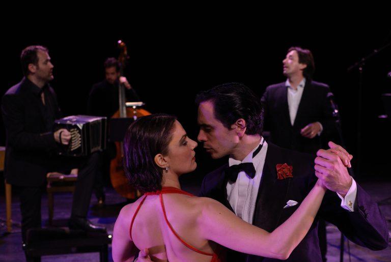 Natalia Guevara et Javier Marzello - Monteverdi Piazzolla - Nantes